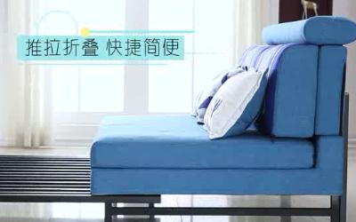 201雙靠頭沙發床介紹